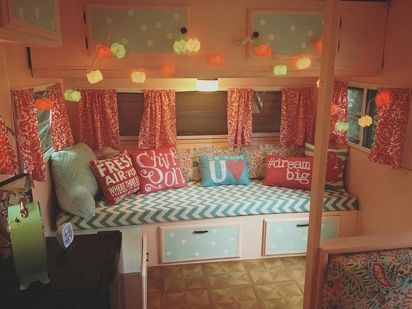 RV Hacks Ideas That Will Make You A Happy Camper 43