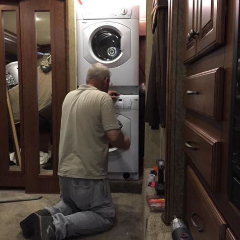RV Hacks, Remodel And Renovation Ideas That Will Make You A Happy Camper15