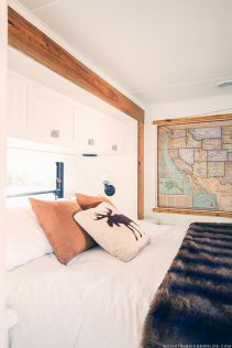 RV Hacks, Remodel And Renovation Ideas That Will Make You A Happy Camper55
