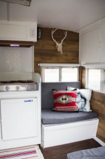 RV Hacks, Remodel And Renovation Ideas That Will Make You A Happy Camper62