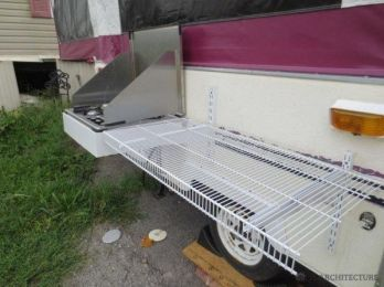RV Hacks, Remodel And Renovation Ideas That Will Make You A Happy Camper71