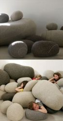Rock Pillows 47