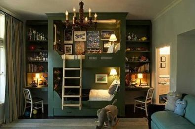 Tiny House Bunk Beds 10