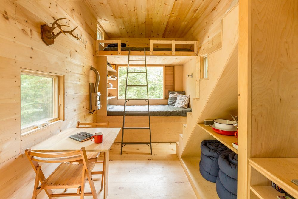 Tiny House Bunk Beds 16