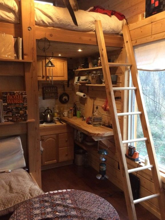 Tiny House Bunk Beds 17
