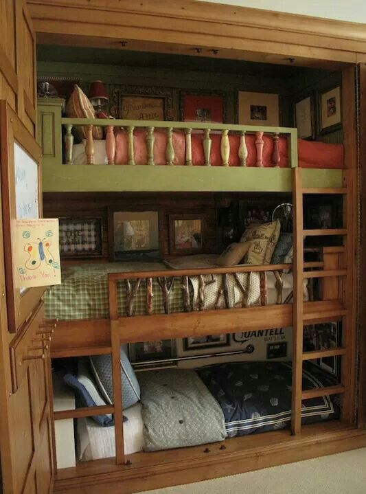 Tiny House Bunk Beds 37
