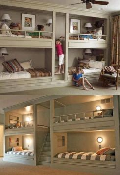 Tiny House Bunk Beds 60