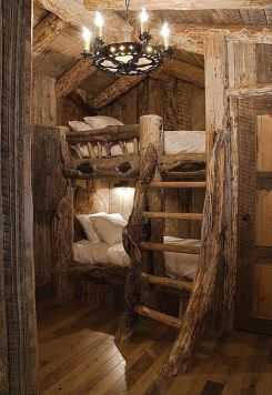 Tiny House Bunk Beds 61