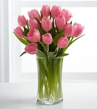 Tulips In Vase 36