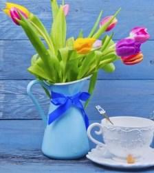 Tulips In Vase 47
