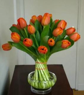 Tulips In Vase 56