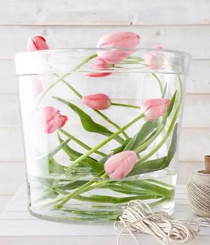 Tulips In Vase 6