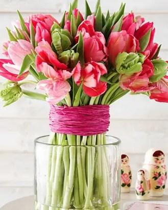 Tulips In Vase 62