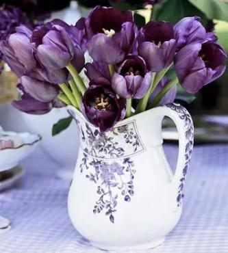 Tulips In Vase 64