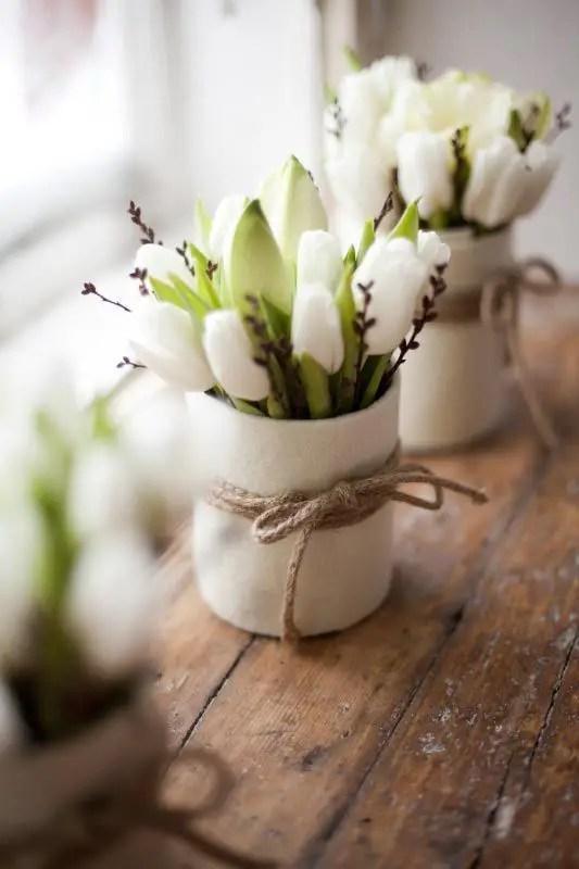 Tulips In Vase 7