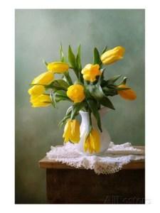 Tulips In Vase 72