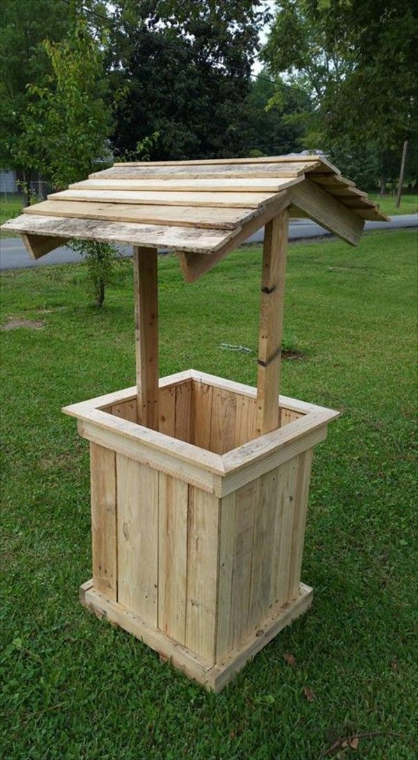Wood Pallet Furniture 13