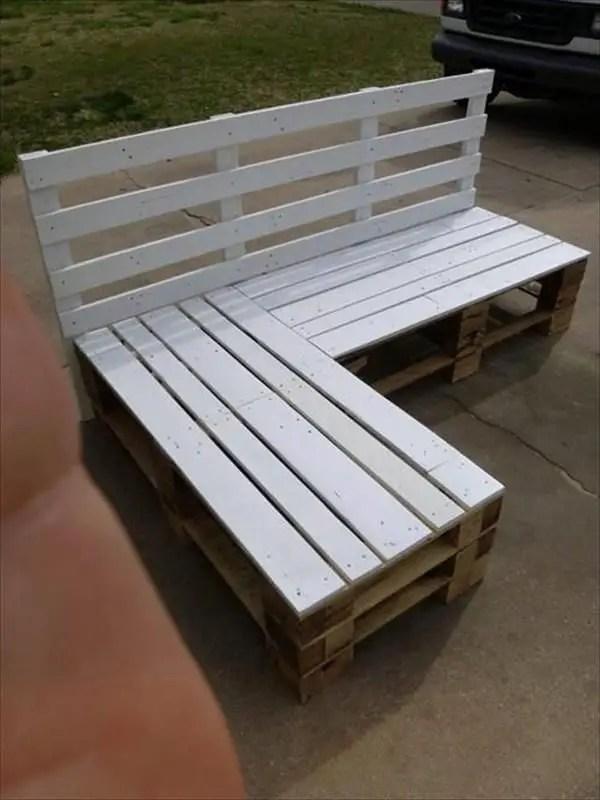 Wood Pallet Furniture 28