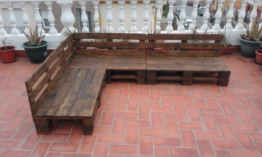 Wood Pallet Furniture 39