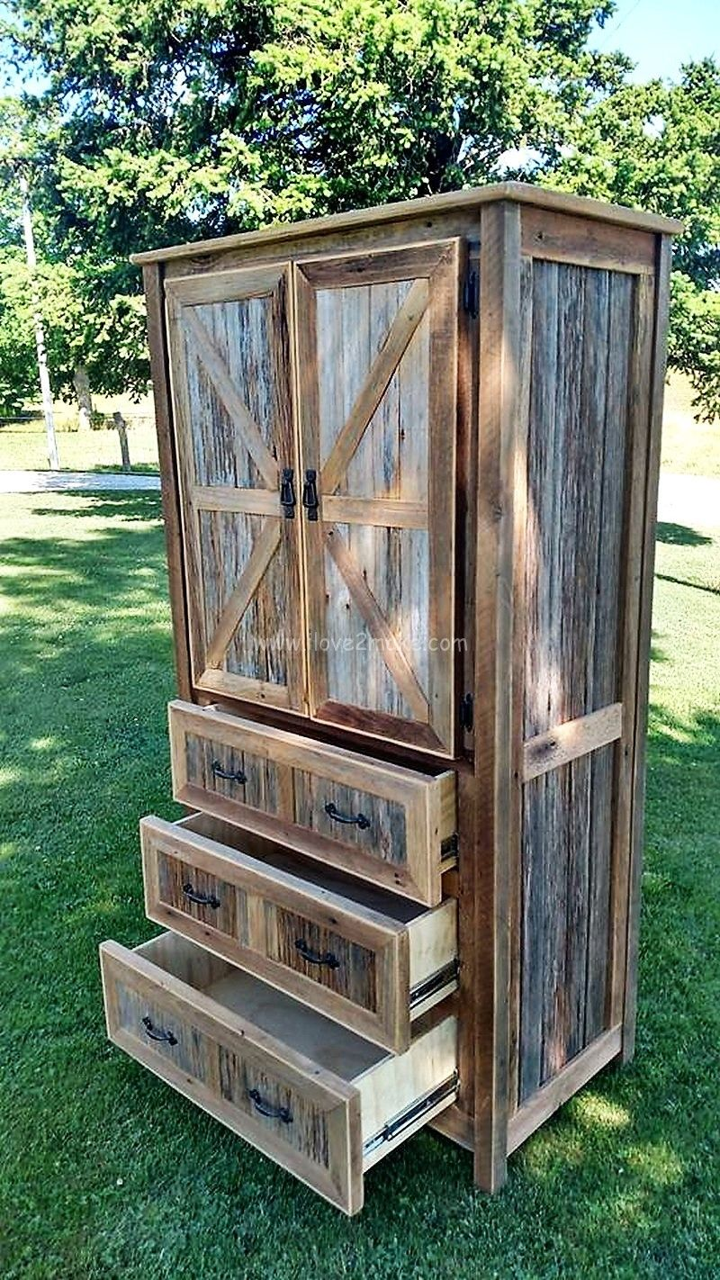Wood Pallet Furniture 42