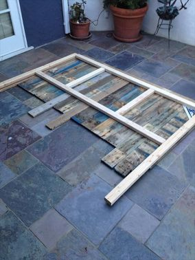 Wood Pallet Furniture 46