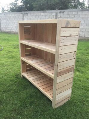 Wood Pallet Furniture 56