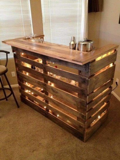 Wood Pallet Furniture 57