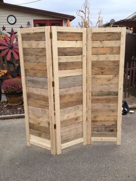 Wood Pallet Furniture 78