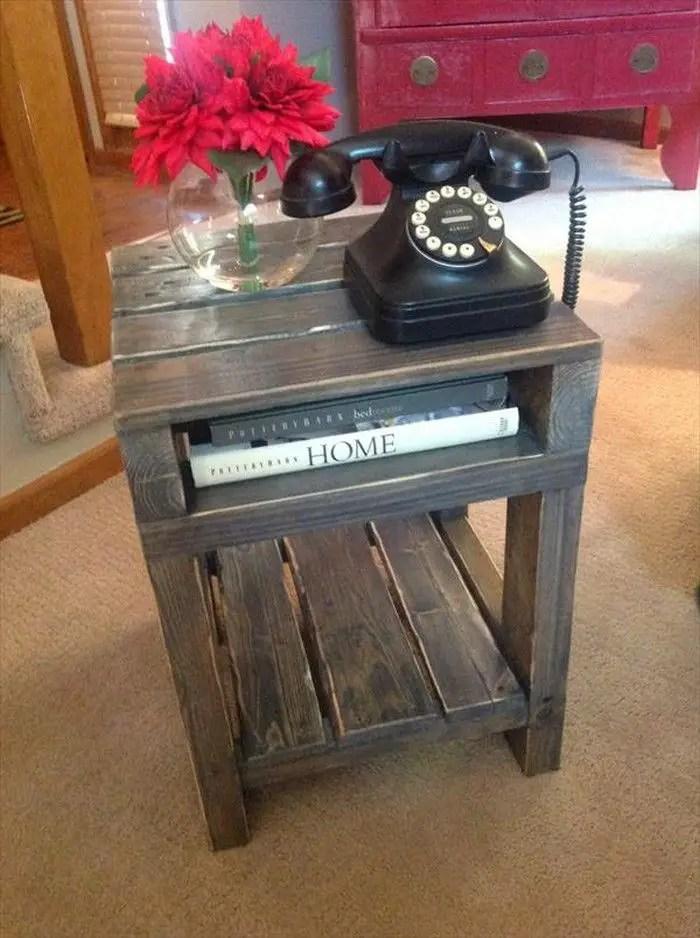Wood Pallet Furniture 8