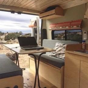 Camper Van Interior Ideas 10