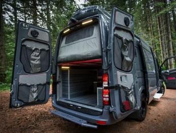 Camper Van Interior Ideas 17