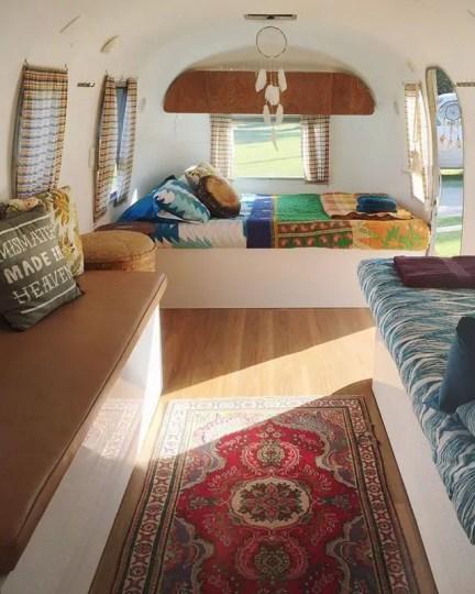 Camper Van Interior Ideas 25