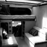 Camper Van Interior Ideas 40