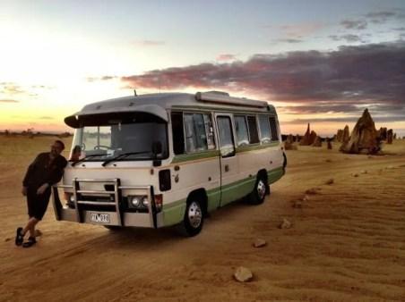 Camper Van Interior Ideas 46