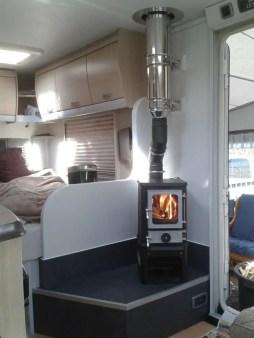 Camper Van Interior Ideas 47