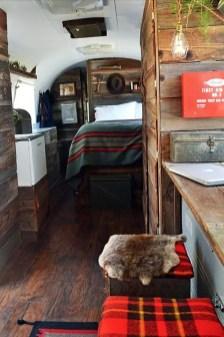 Camper Van Interior Ideas 55
