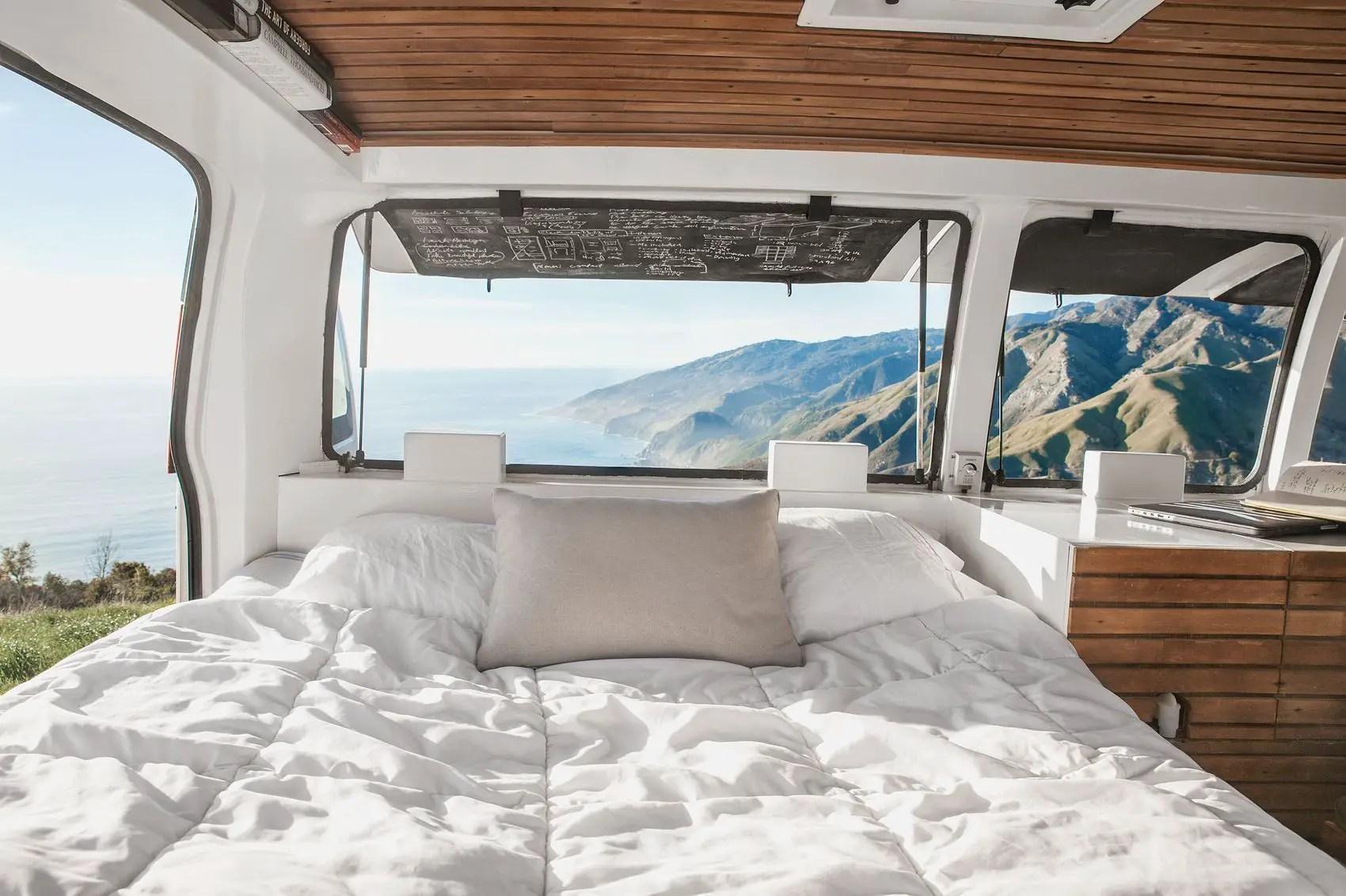 Camper Van Interior Ideas 65