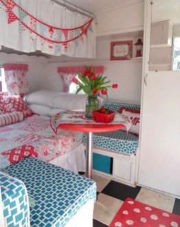 Camper Van Interior Ideas 73