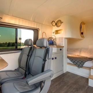 Camper Van Interior Ideas 8