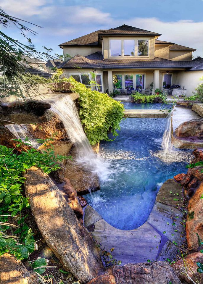 Beautiful Backyards With Pools 103