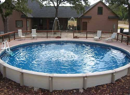 Beautiful Backyards With Pools 106