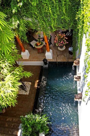 Beautiful Backyards With Pools 107