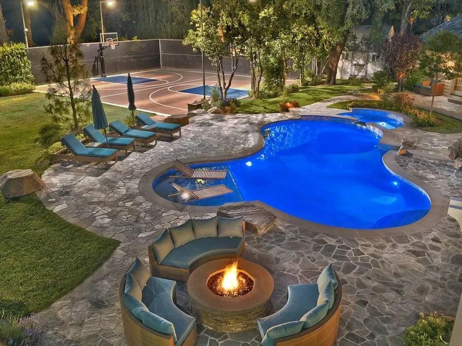 Beautiful Backyards With Pools 111