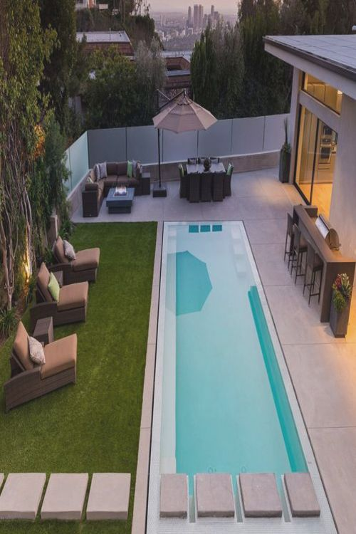 Beautiful Backyards With Pools 115