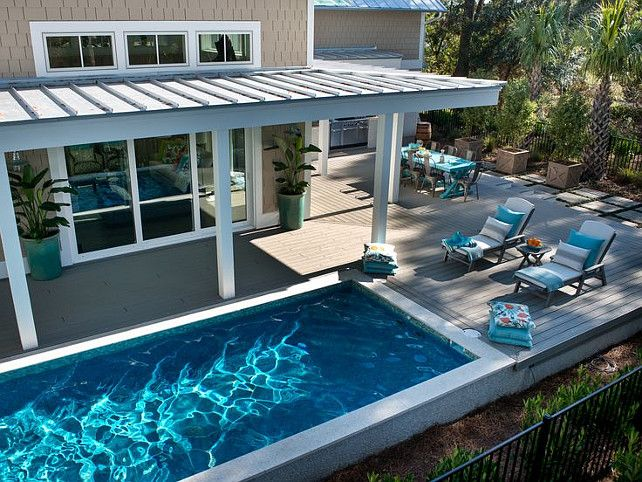 Beautiful Backyards With Pools 125