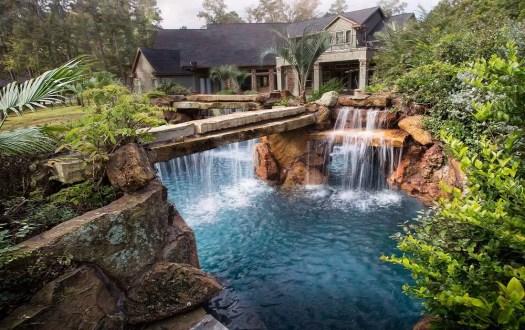 Beautiful Backyards With Pools 133