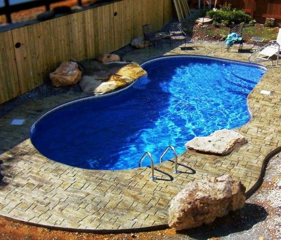 Beautiful Backyards With Pools 146