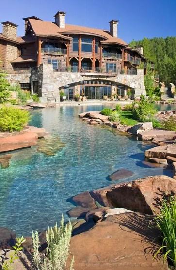 Beautiful Backyards With Pools 147