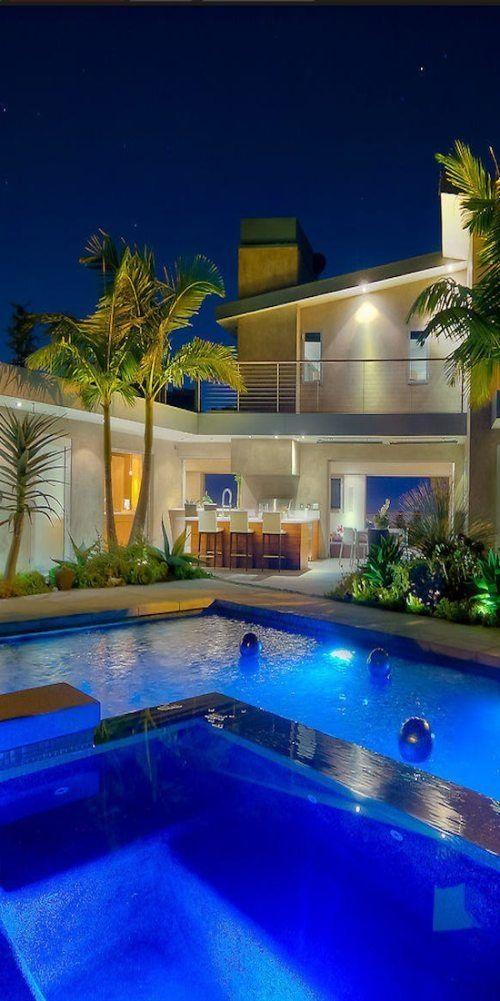 Beautiful Backyards With Pools 159