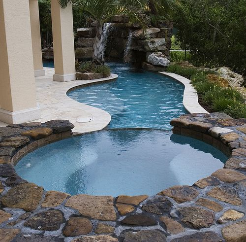Beautiful Backyards With Pools 37